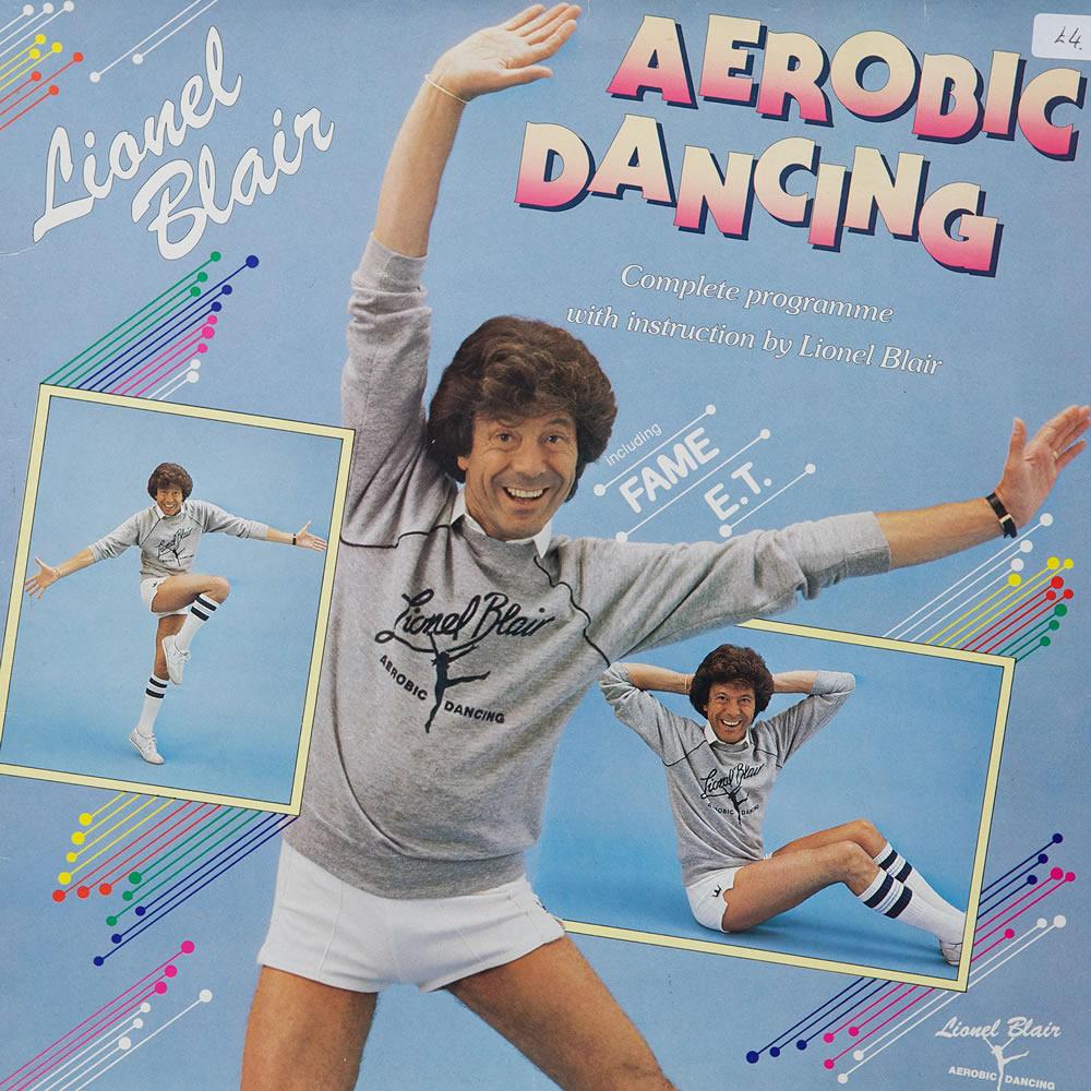Lionel Blair - Aerobic Dancing