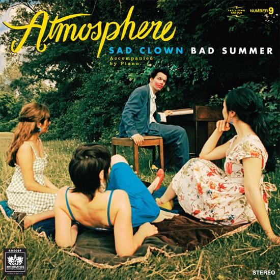 Atmosphere - Sad Clown Bad Summer