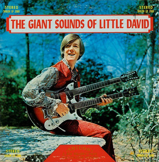 Little David - The Giant Sounds of Little David