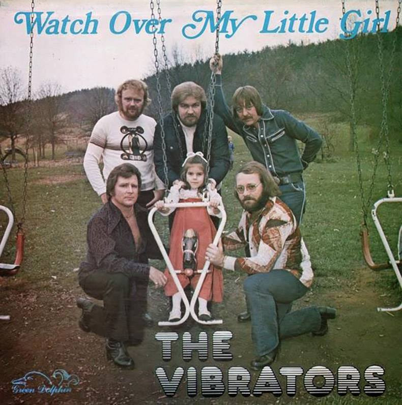 The Vibrators - Watch Over My Little Girl