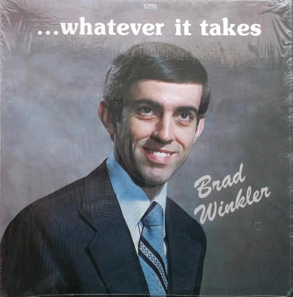 Brad Winkler - Whatever It Takes