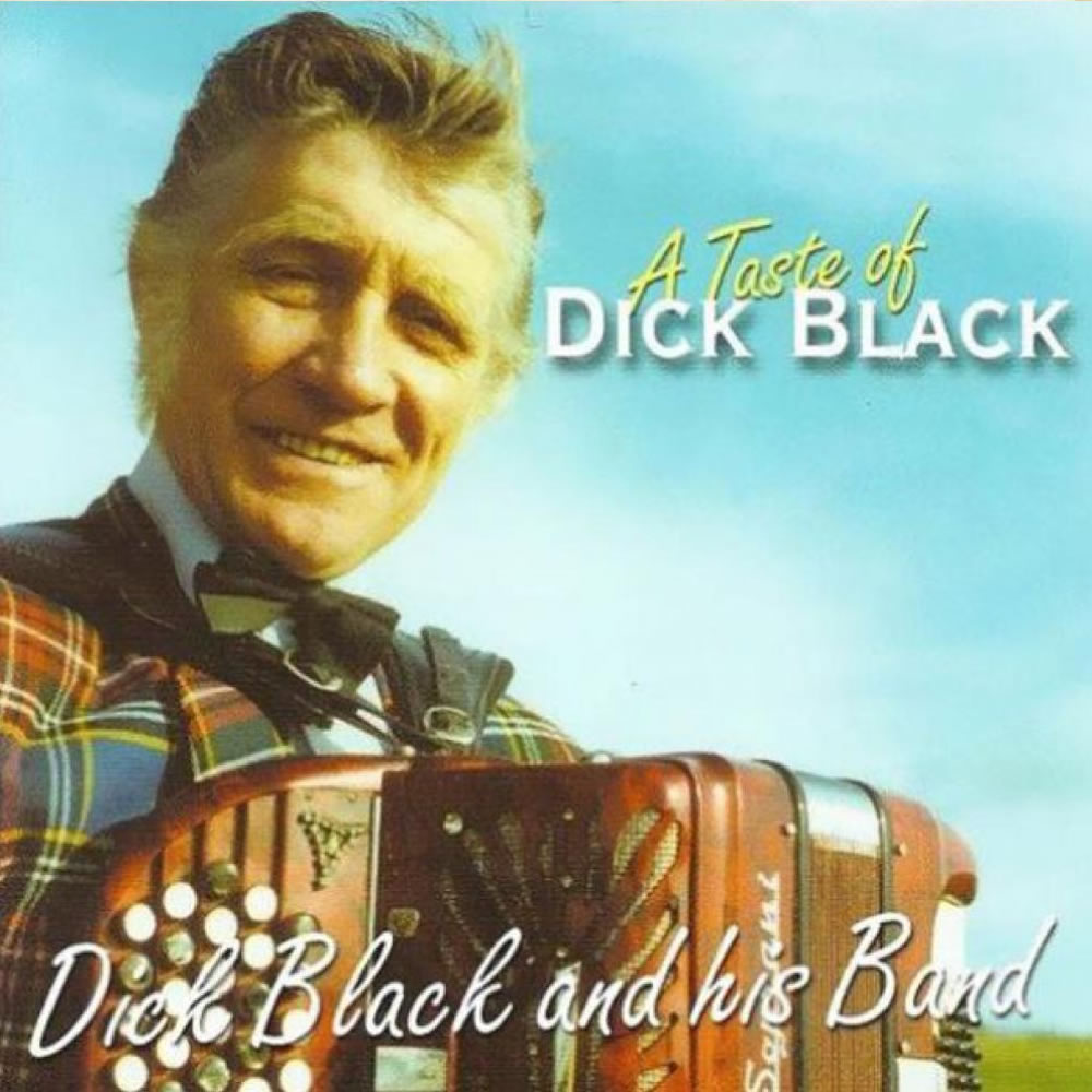 Dick Black And His Band - A Taste of Dick Black