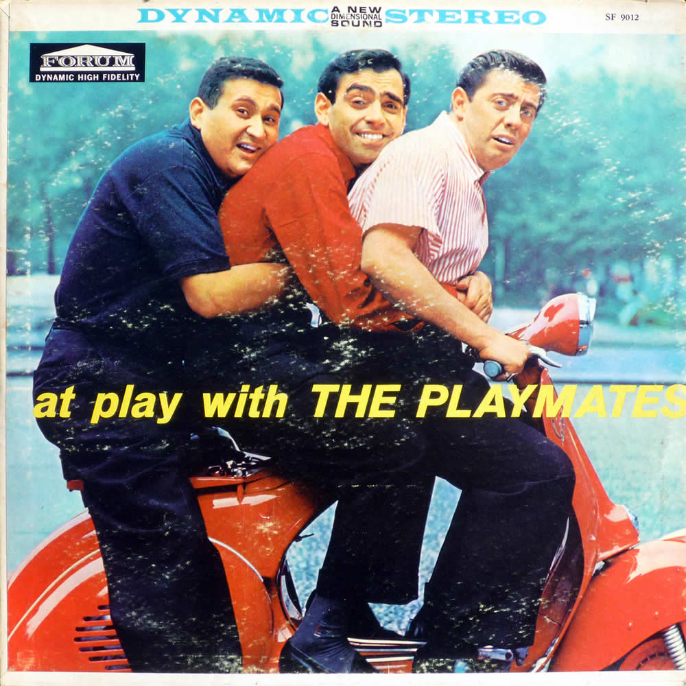 The Playmates - At Play With The Playmates