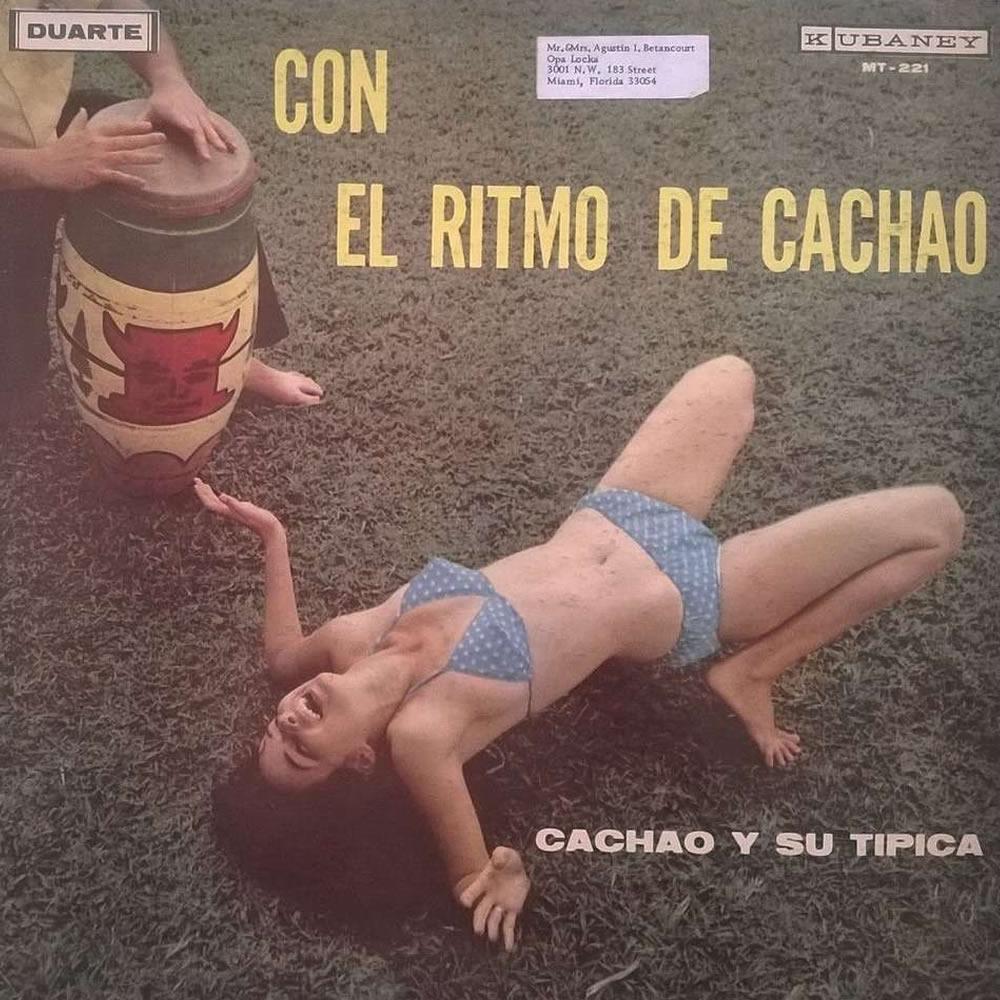 Cachoa Y Su Tipica - Con El Ritmo De Cachao