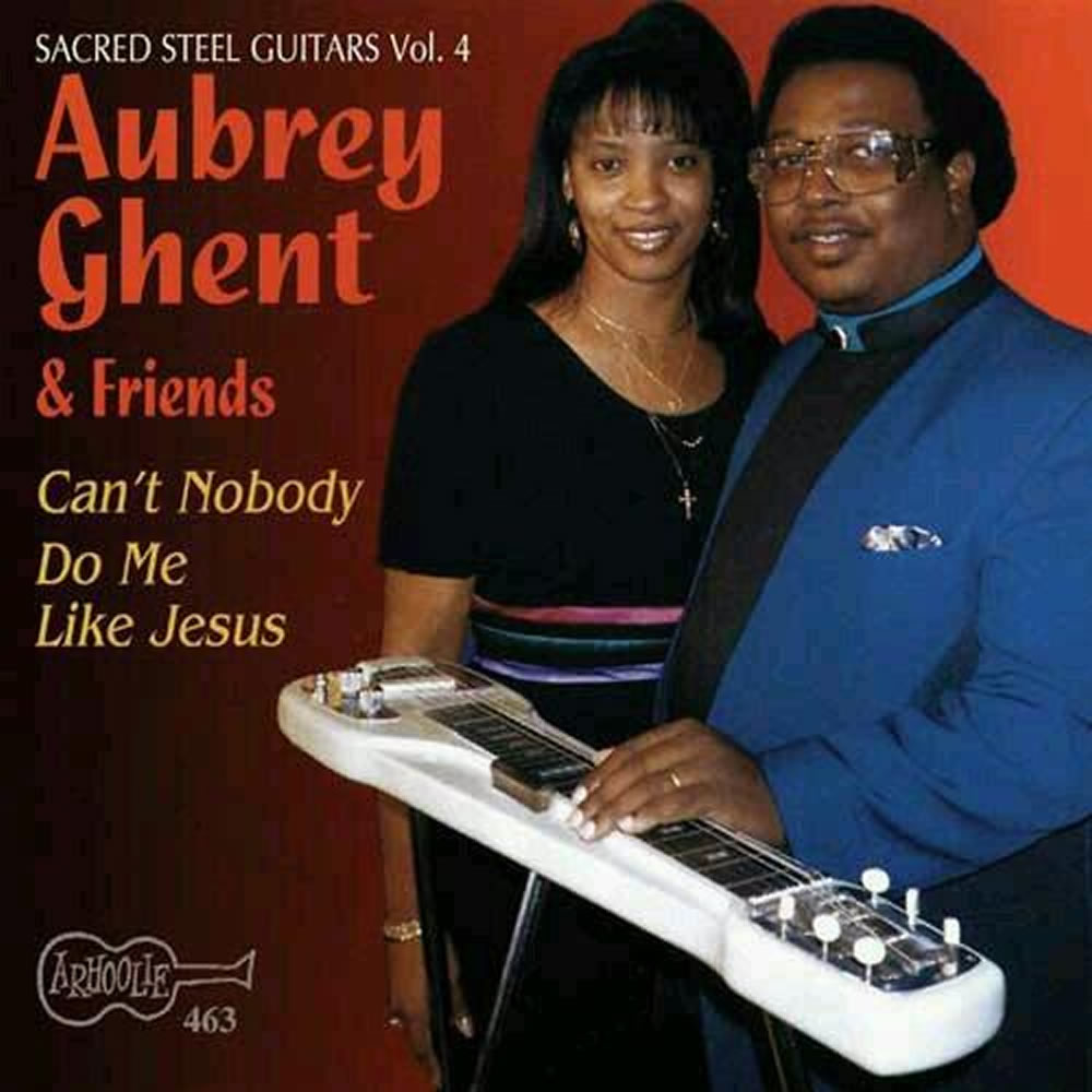 Aubrey Ghent - Can't Nobody Do Me Like Jesus