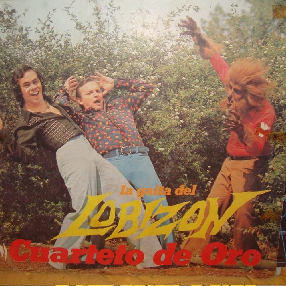 Cuarteto de Oro - La Gaita del Lobizón
