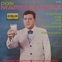 Celebra sus 20 años cantandole a Venezuela
