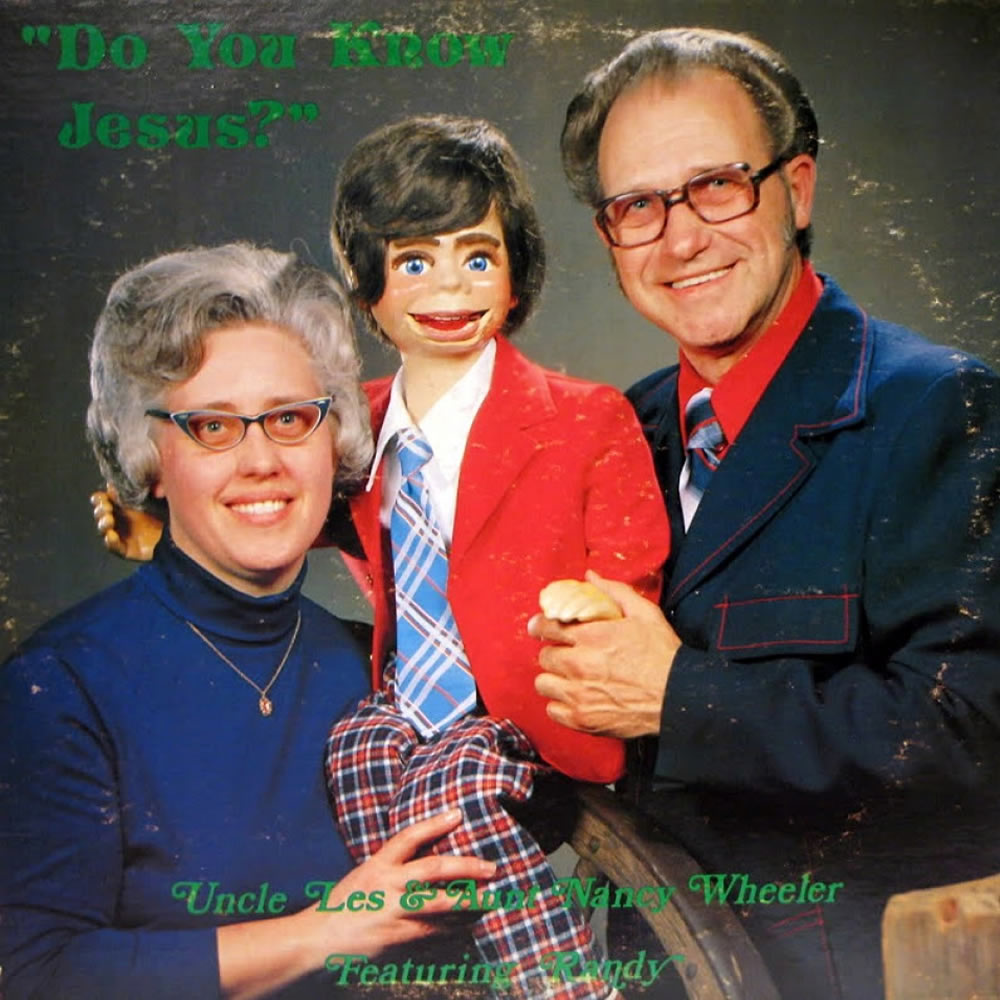 Uncle Les & Aunt Nancy Wheeler - Do You Know Jesus?