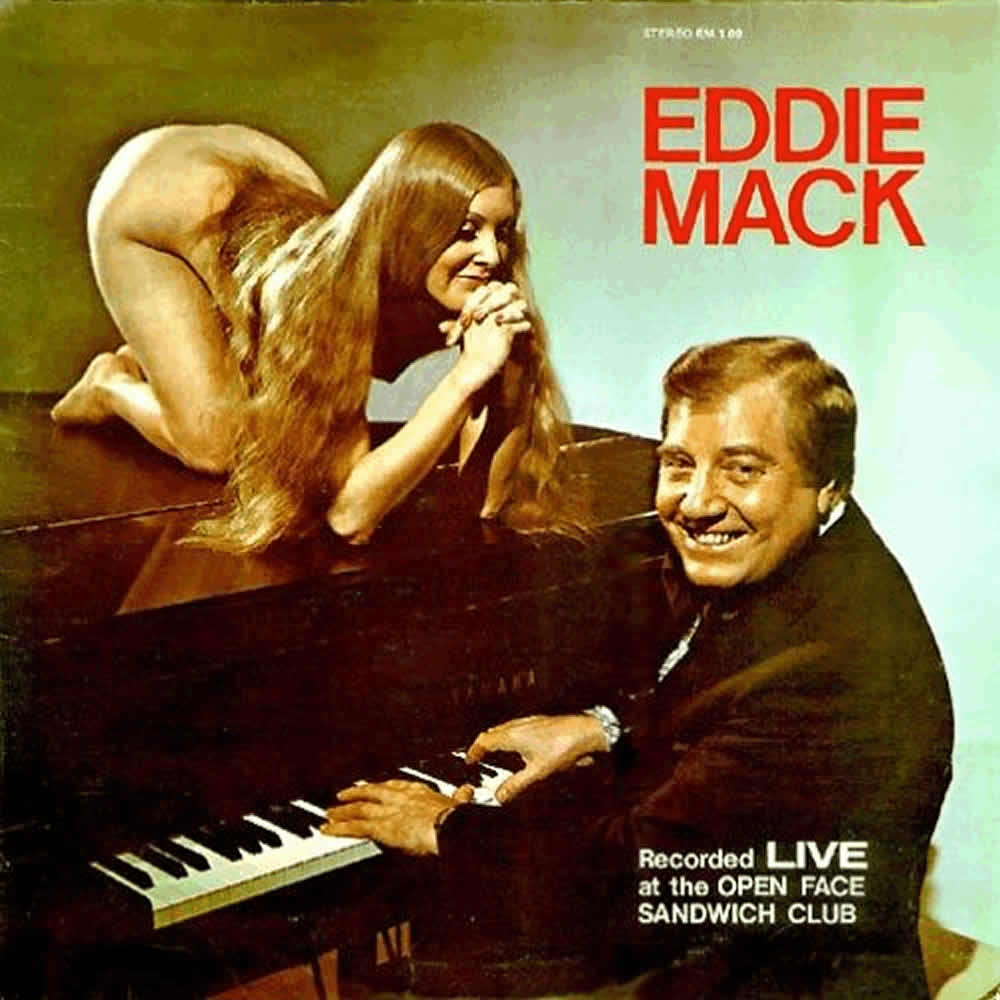 Eddie Mack - Live at the Open Face Sandwich Club