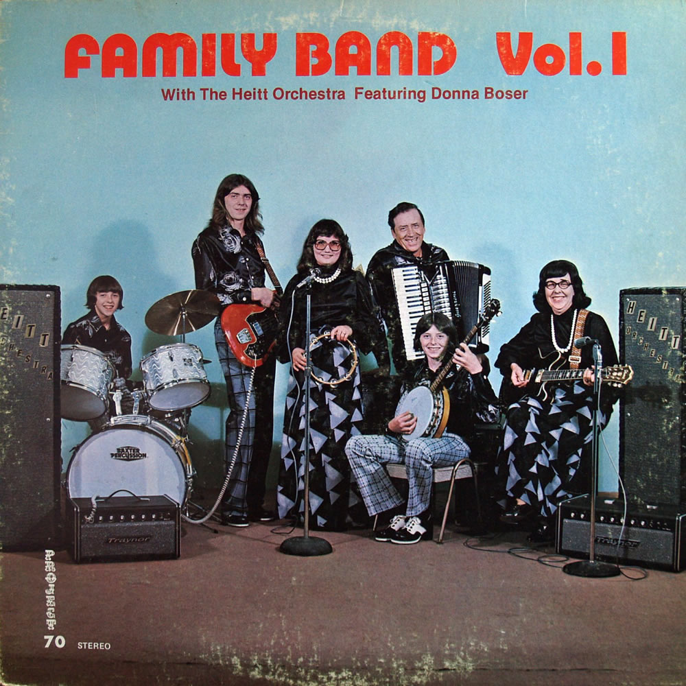 Family Band - Family Band Vol 1
