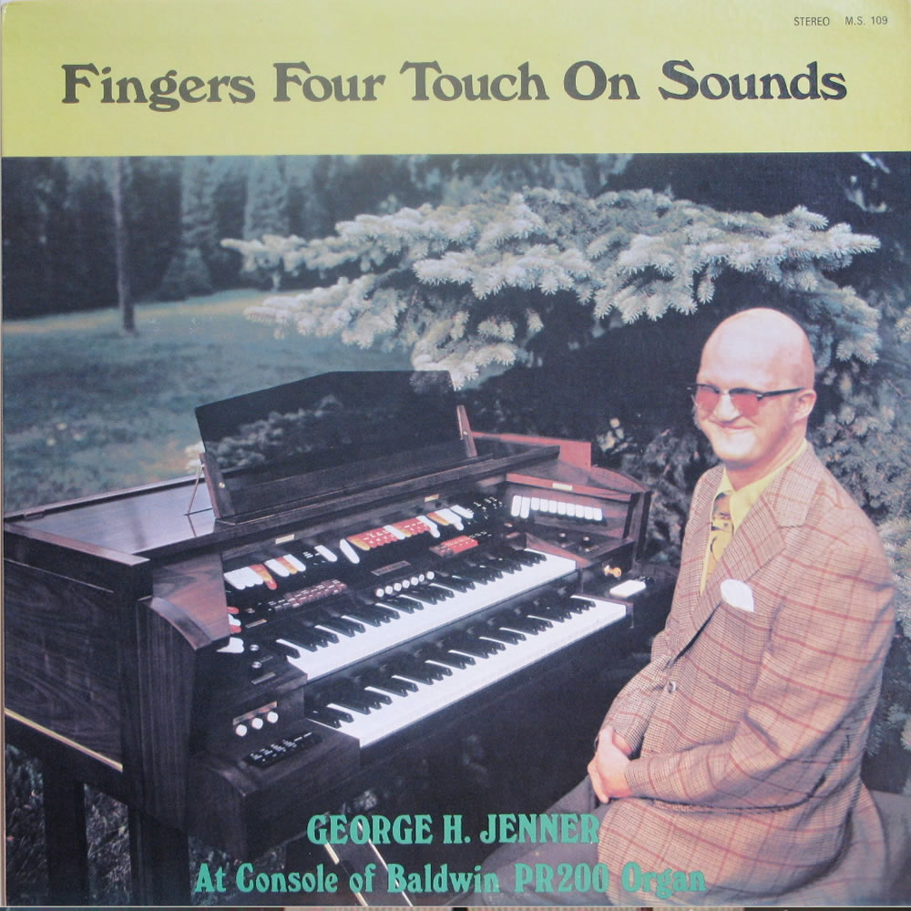 George H Jenner - Fingers Four Touch On Sounds