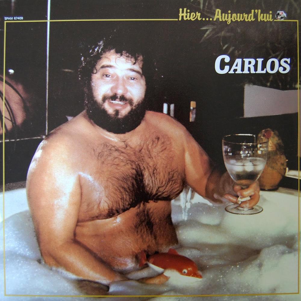 Carlos - Hier...Aujourd'hui