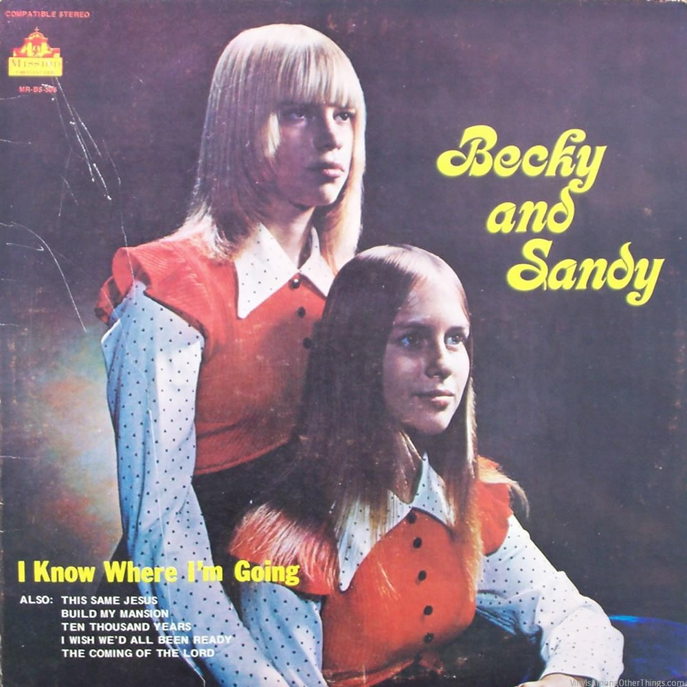 Becky And Sandy - I Know Where I'm Going