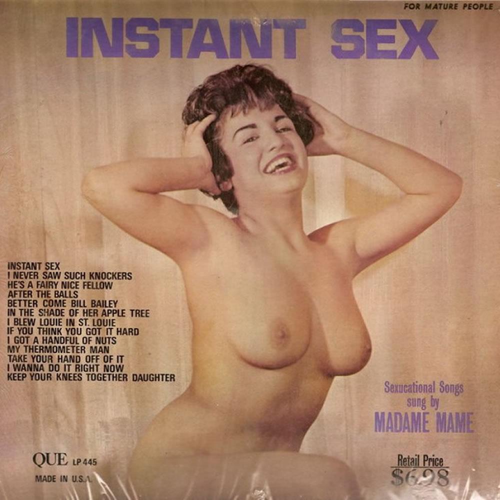 Madame Mame - Instant Sex