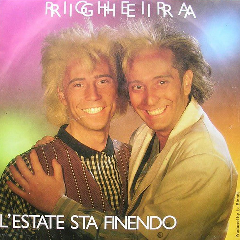 Righeira - L'Estate Sta Finendo
