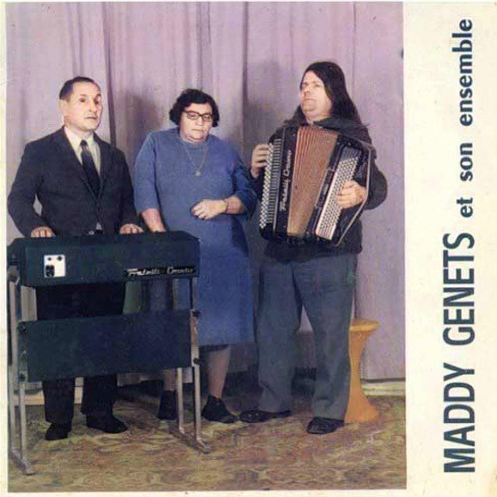 Maddy Genets et ton Ensemble - Maddy Genets et ton Ensemble
