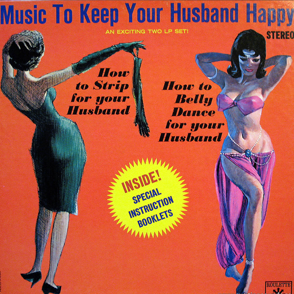 Lester and his Orchestra - Music to Keep Your Husband Happy