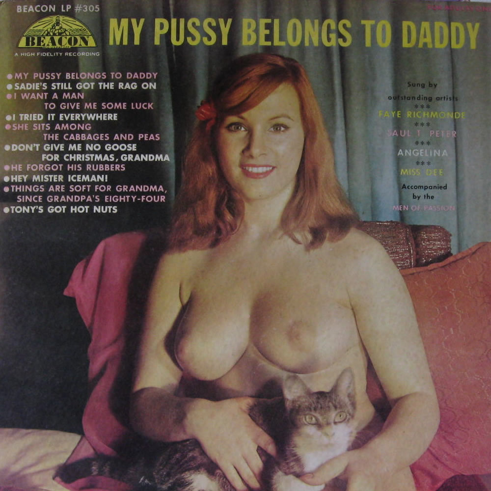 Various Artists - My Pussy Belongs To Daddy
