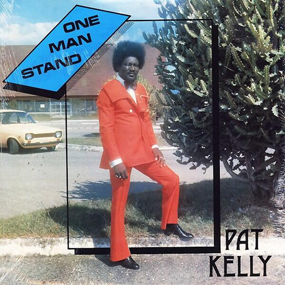 Pat Kelly - One Man Stand