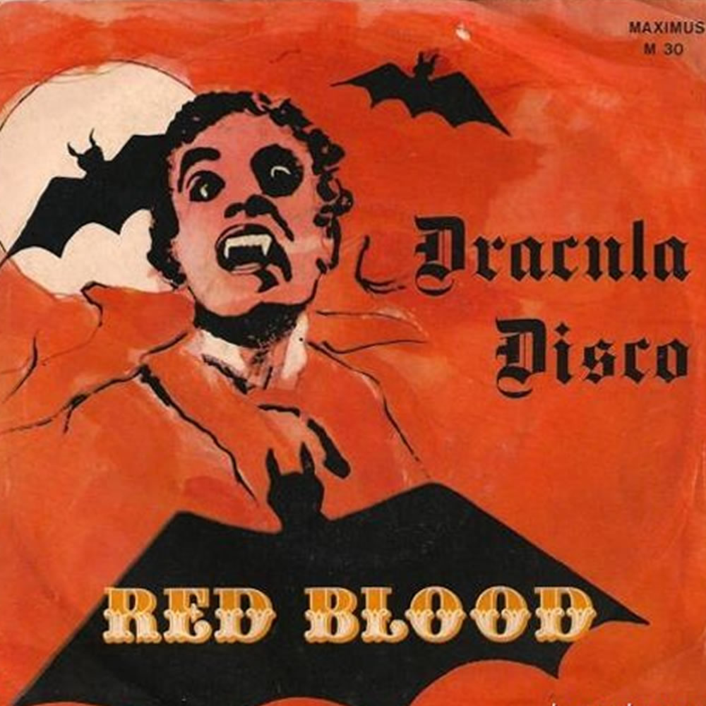 Red Blood - Dracula Disco