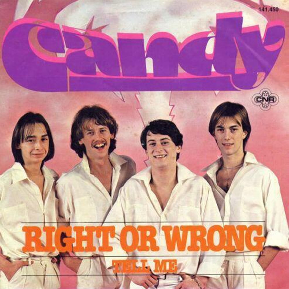 Candy - Right Or Wrong