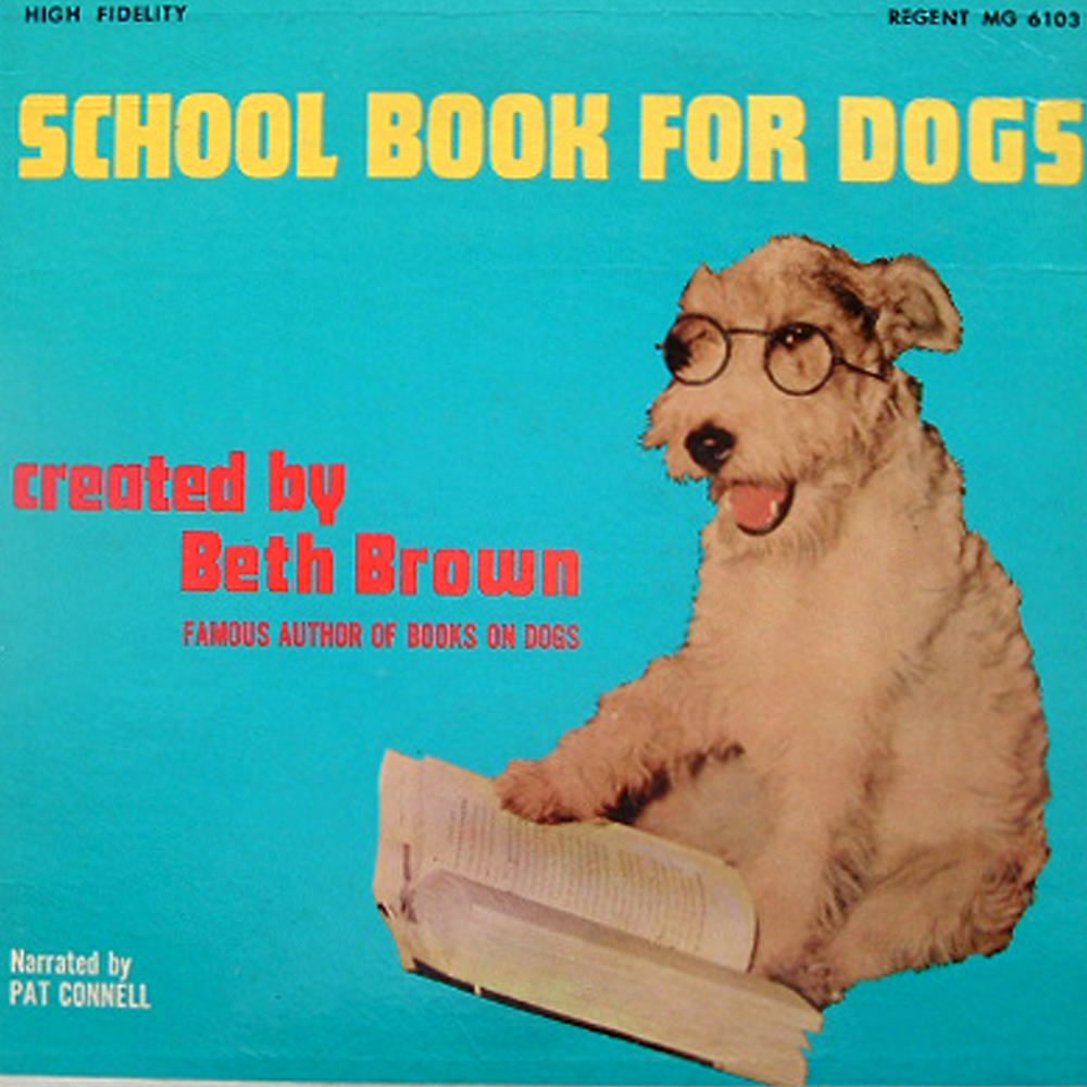 Beth Brown - School Book For Dogs