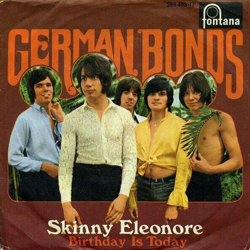 German Bonds - Skinny Eleonore