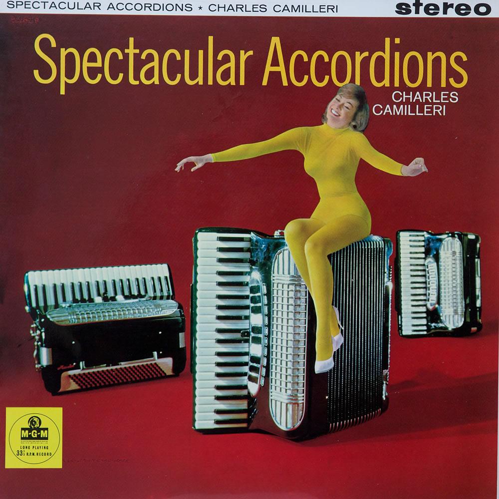 Charles Camilleri - Spectacular Accordions