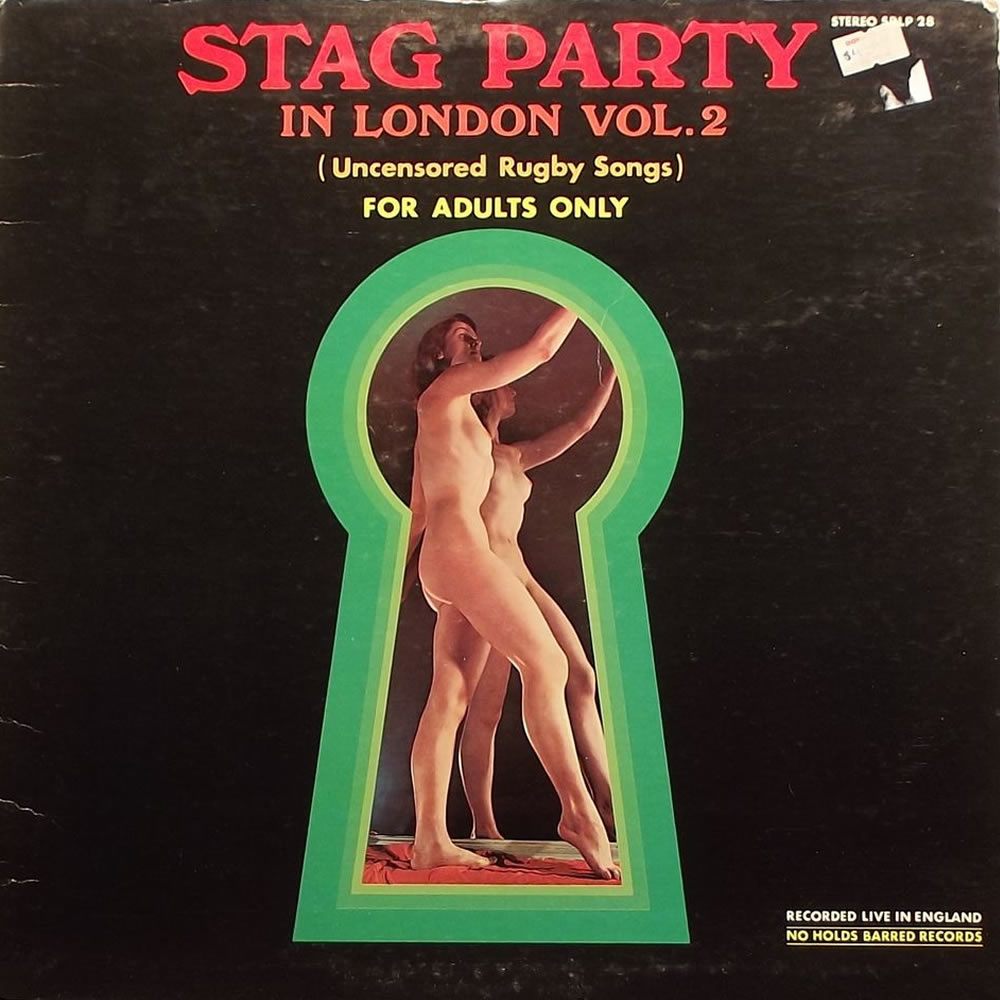 Various Artists - Stag Party in London Vol 2 (Uncensored Rugby Songs)