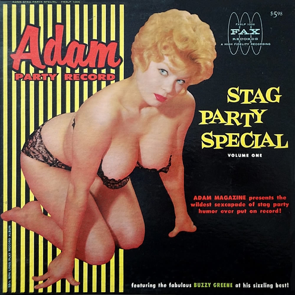 Adam Magazine - Stag Party Special