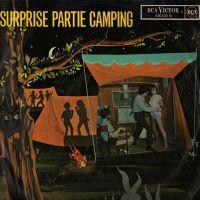 Surprise Partie Camping