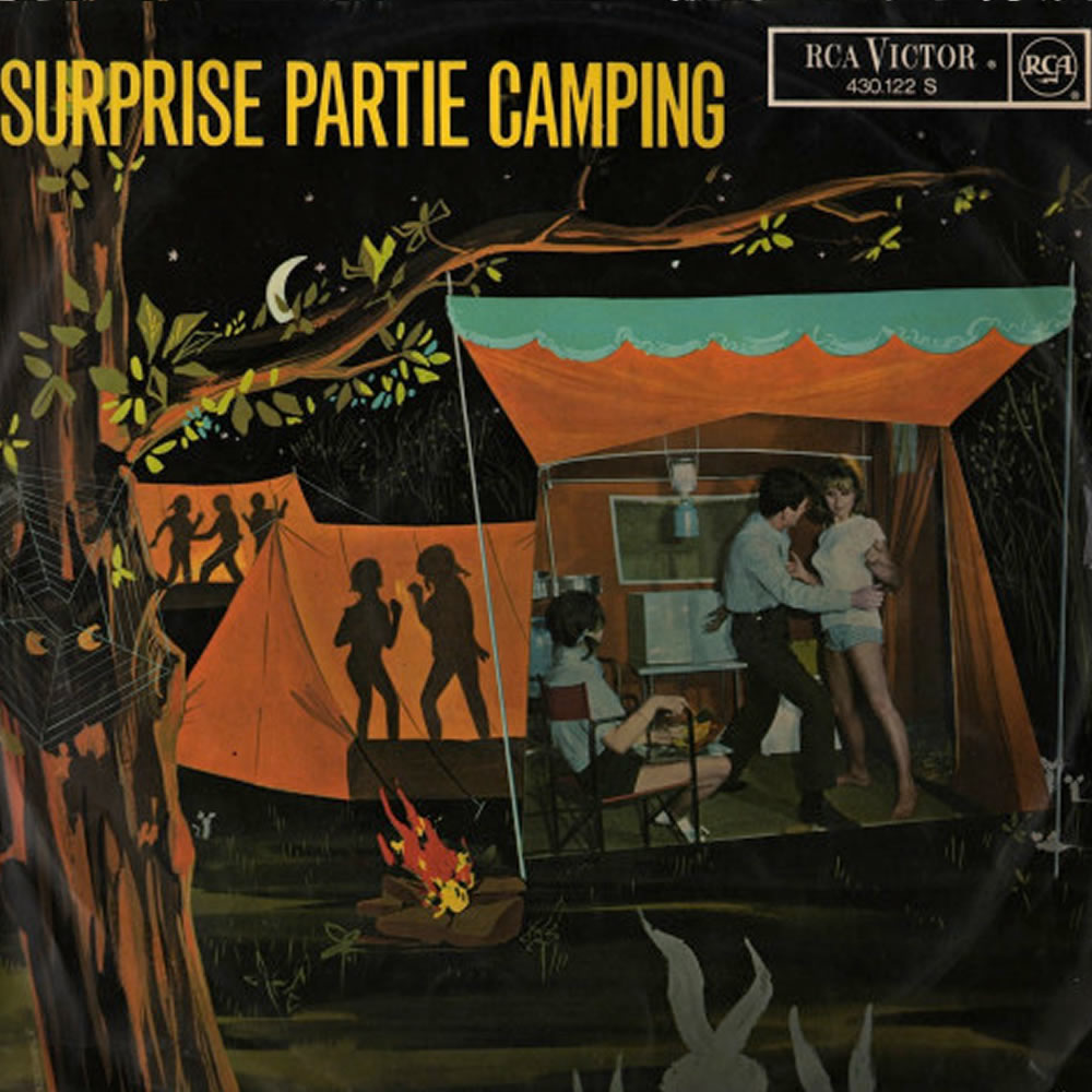 Various Artists - Surprise Partie Camping