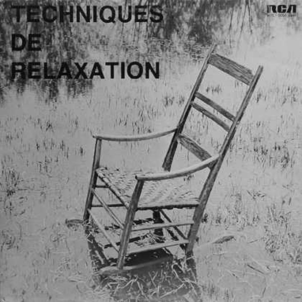 Michel Sabourin - Techniques de Relaxation