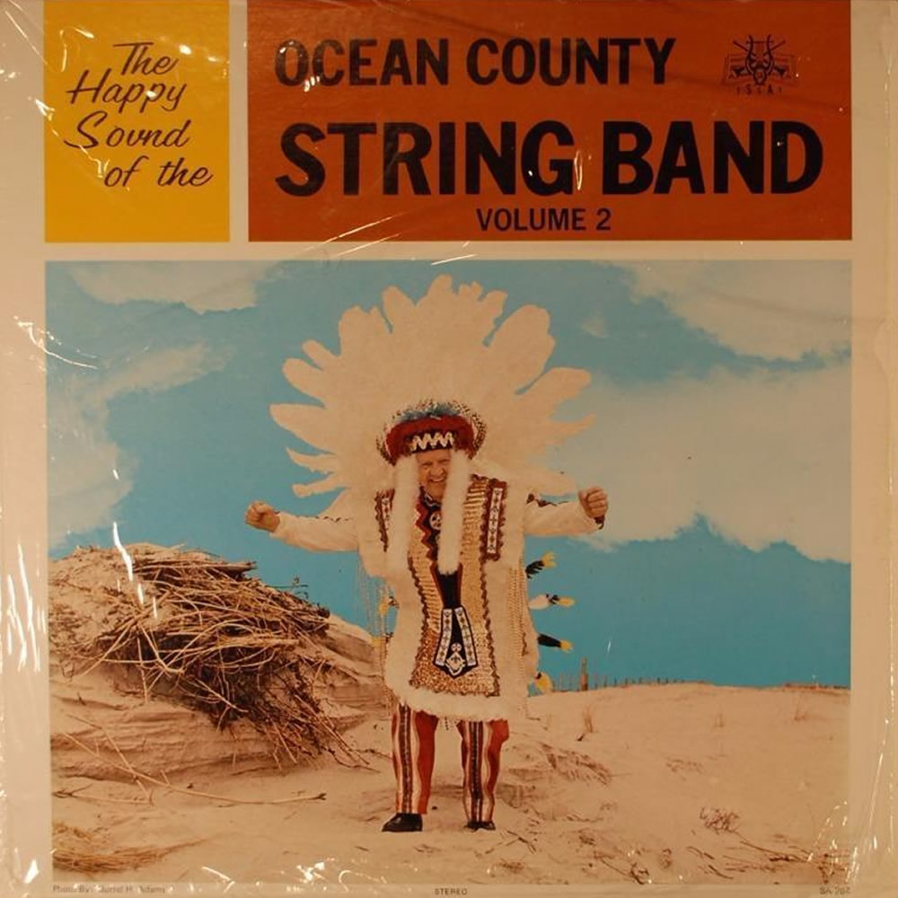 The Ocean County String Band - The Happy Sound of the Ocean County String Band Volume 2
