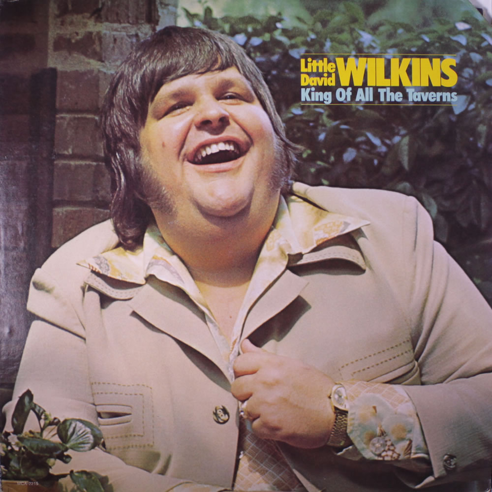 Little David Wilkins - The King of all the Taverns
