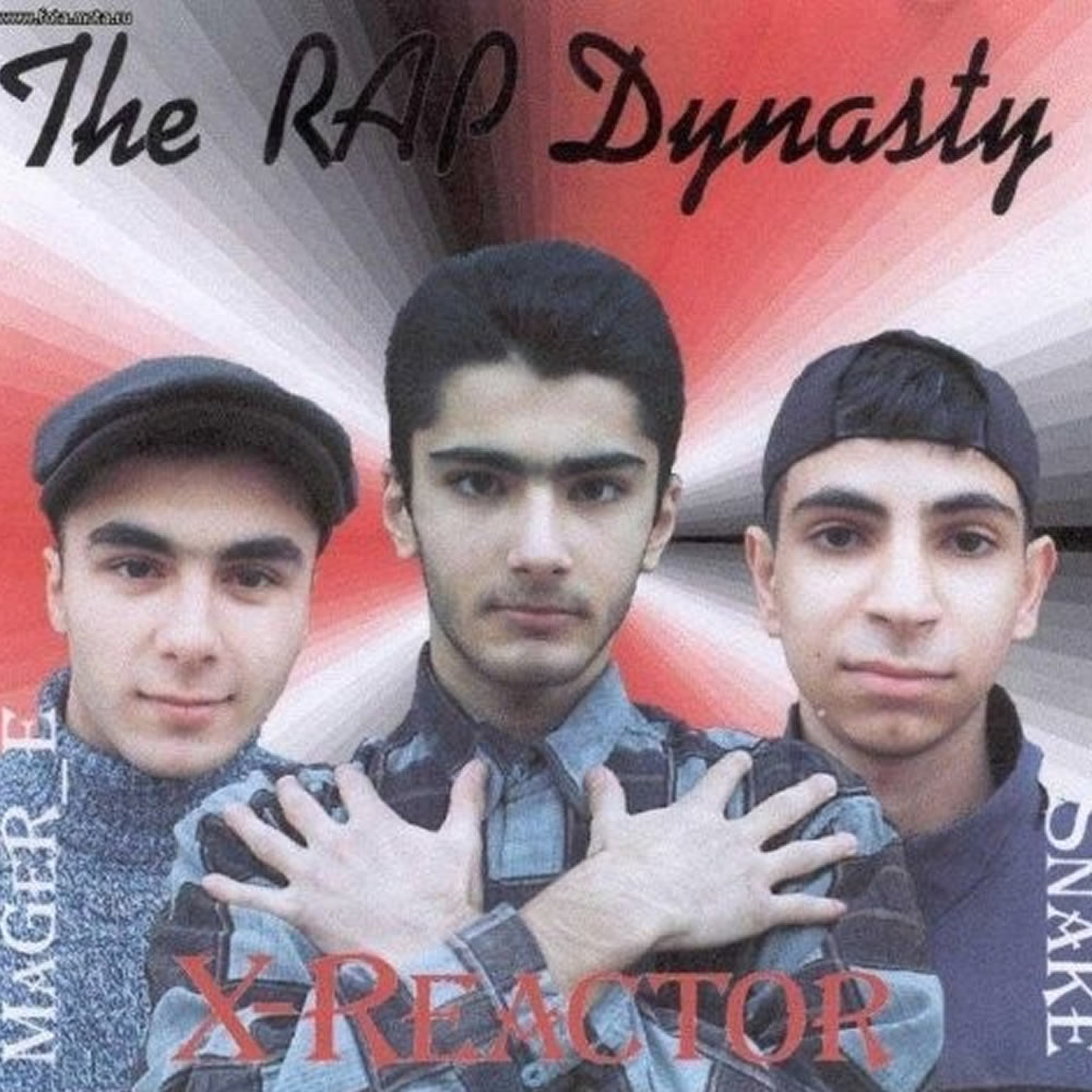 X-Reactor - The Rap Dynasty