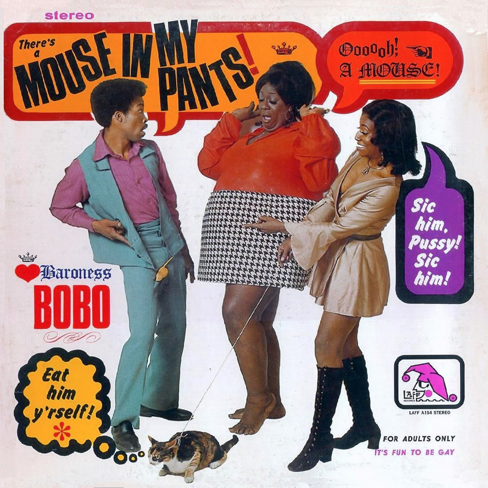 Baroness Bobo - There's a Mouse In My Pants