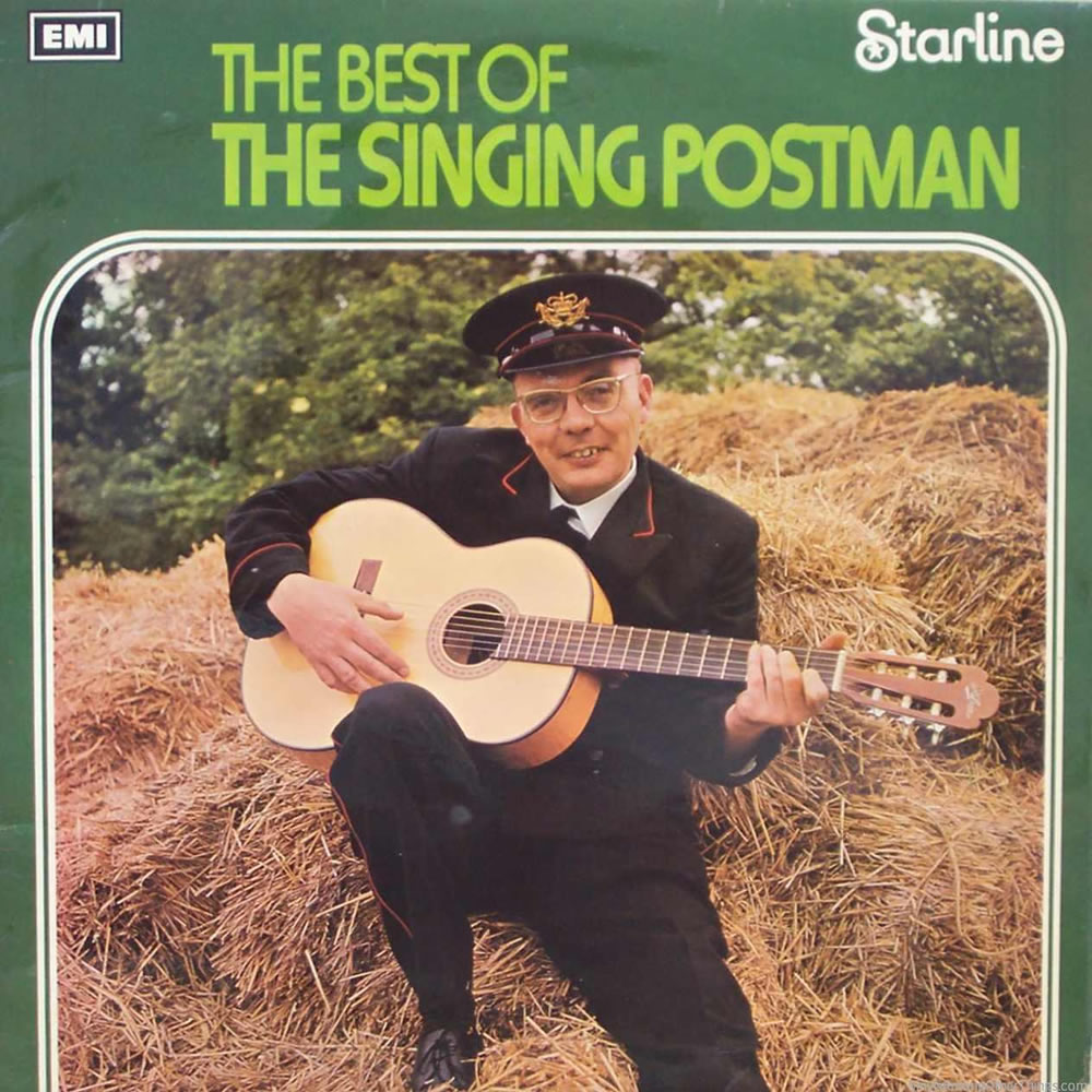 The Singing Postman - The Best Of The Singing Postman