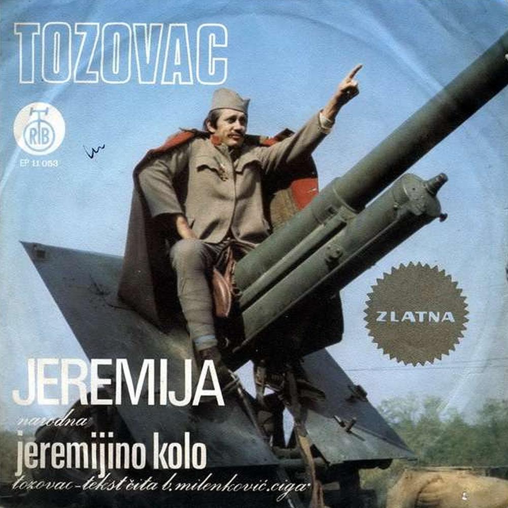 Tozovac - Jeremija