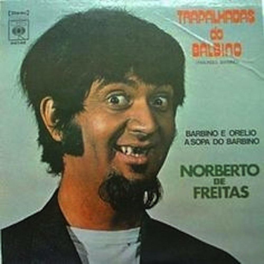 Norberto de Freitas - Trapalhadas do Balbino