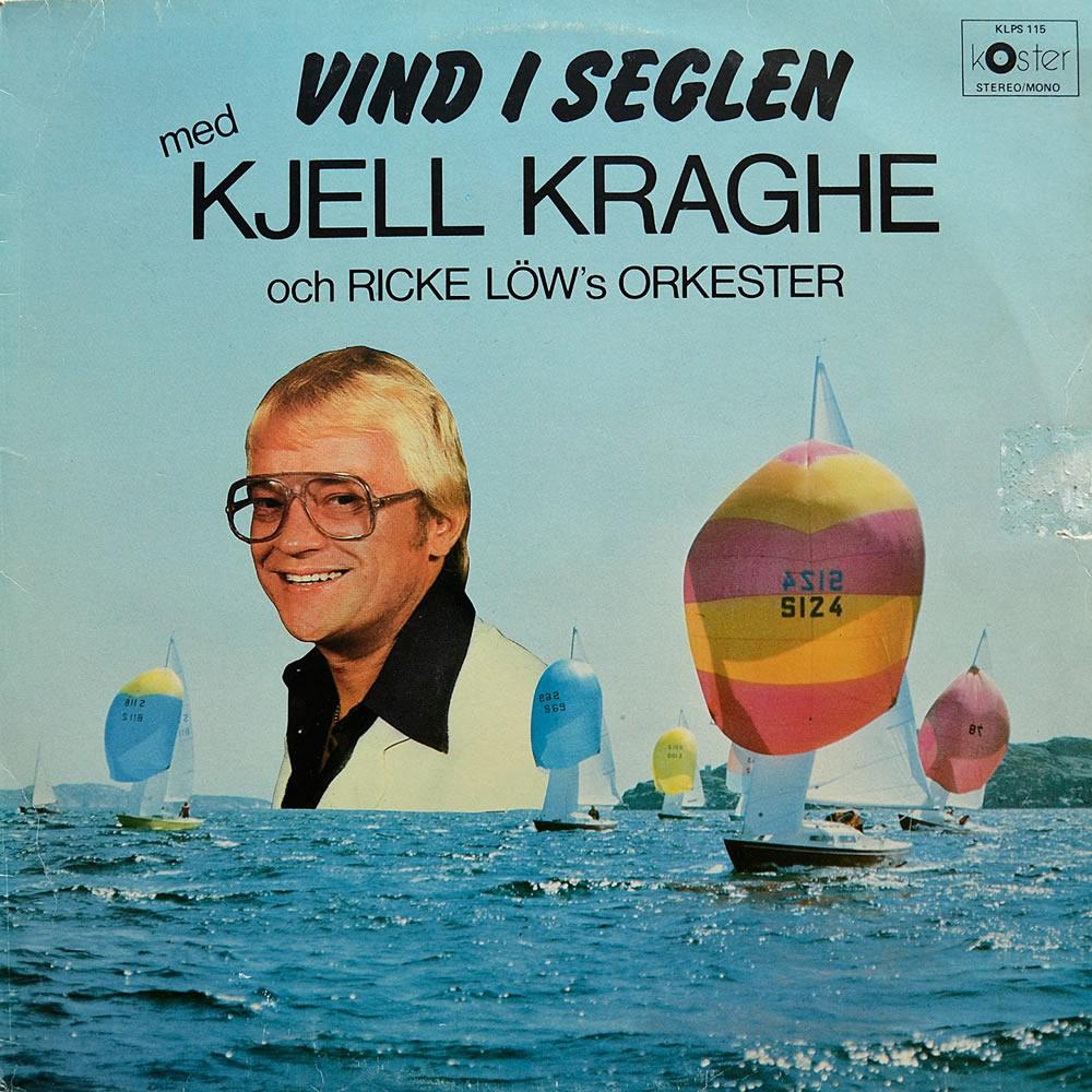 Kjell Kraghe - Vind I Seglen