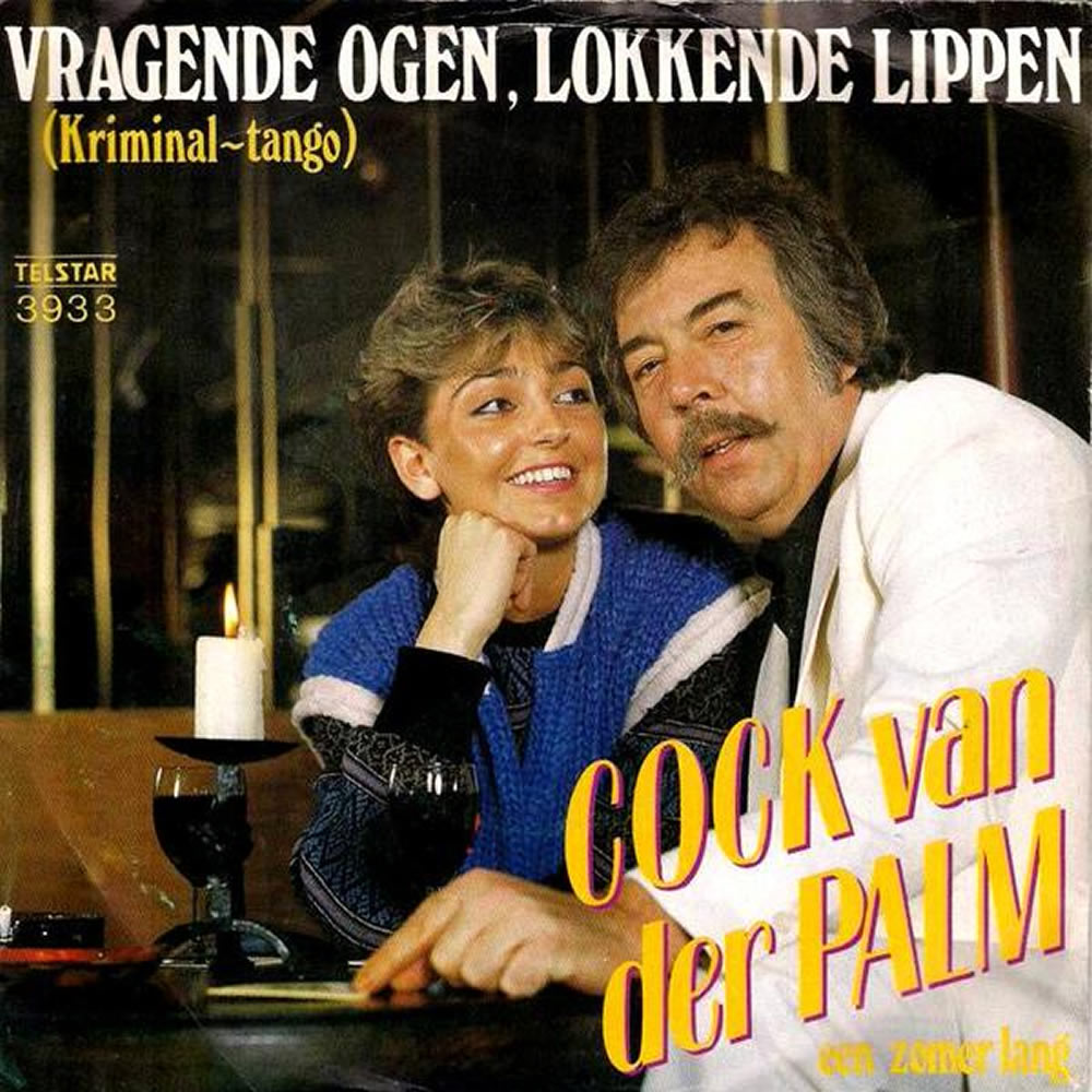 Cock Van Der Palm - Vragende Ogen, Lokkende Lippen