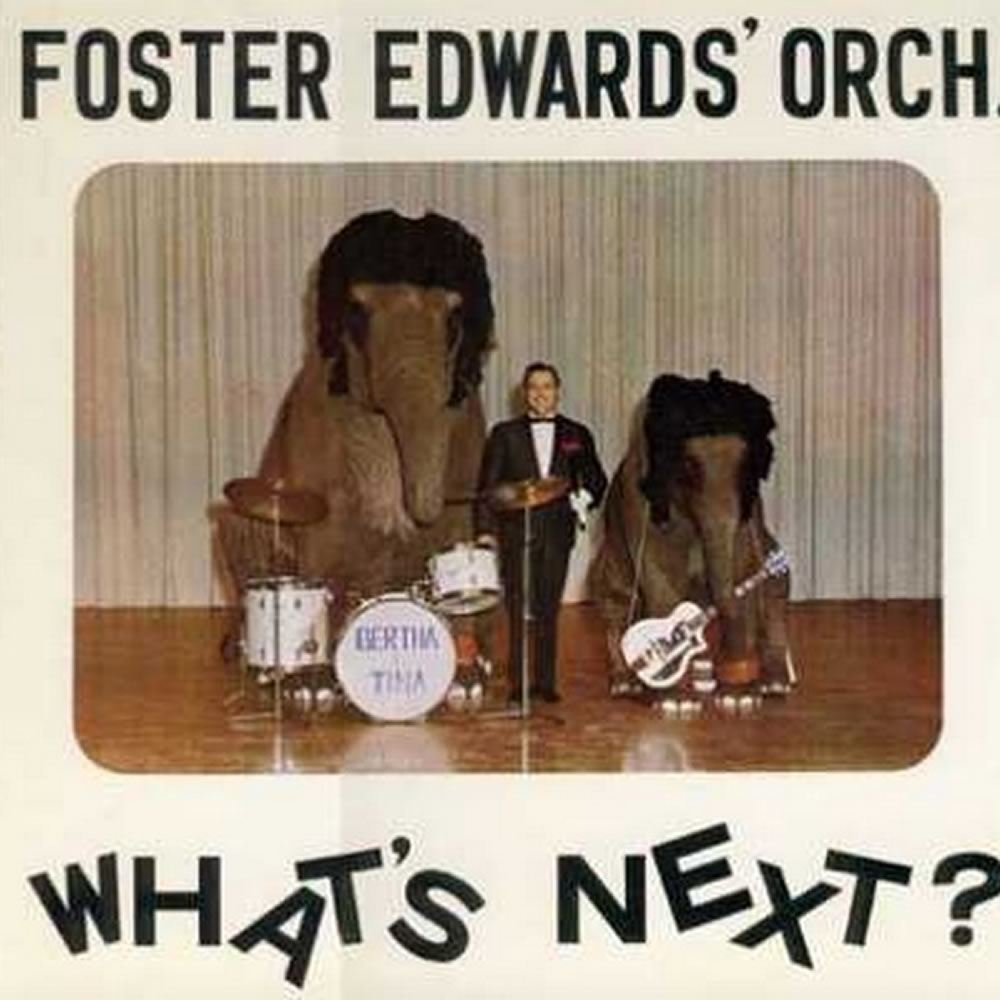 Foster Edwards Orchestra - What's Next
